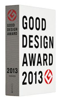GOOD DESIGN AWARD 2013 (受賞者特別割引)
